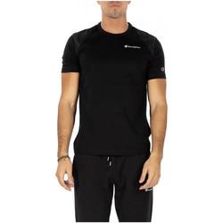 Textil Muži Trička s krátkým rukávem Champion CREWNECK T-SHIRT kk001-nbk-nbk