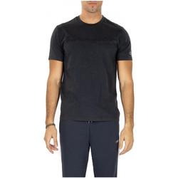 Textil Muži Trička s krátkým rukávem Champion CREWNECK T-SHIRT bs505-night
