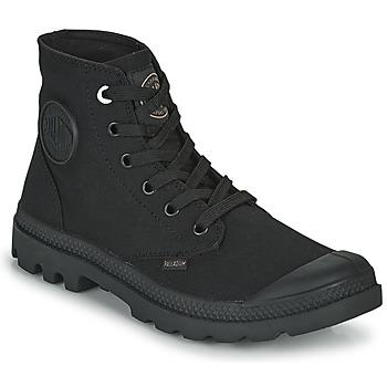 Boty Kotníkové boty Palladium MONO CHROME Černá