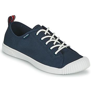 Boty Ženy Nízké tenisky Palladium EASY LACE Tmavě modrá