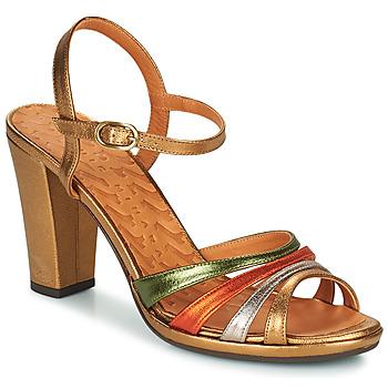 Boty Ženy Sandály Chie Mihara ADIEL Zelená / Bronzová