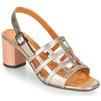 Boty Ženy Sandály Chie Mihara HUNI Stříbrná