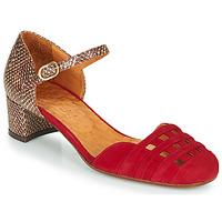 Boty Ženy Lodičky Chie Mihara KAEL Červená