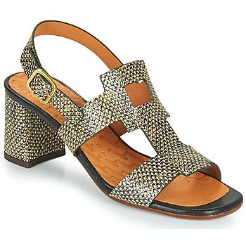 Boty Ženy Sandály Chie Mihara LUSCA Černá / Béžová