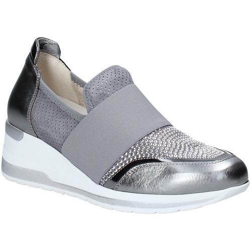 Boty Ženy Street boty Melluso R20413 Stříbrný