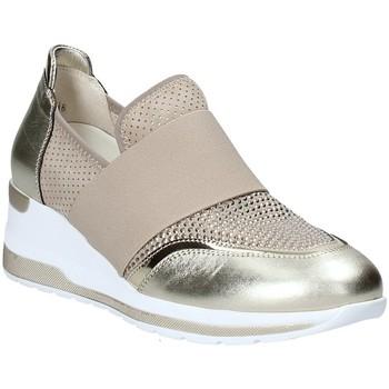 Boty Ženy Street boty Melluso R20413 Zlato
