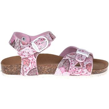 Boty Dívčí Sandály Bionatura CHIARA IMB Růžový