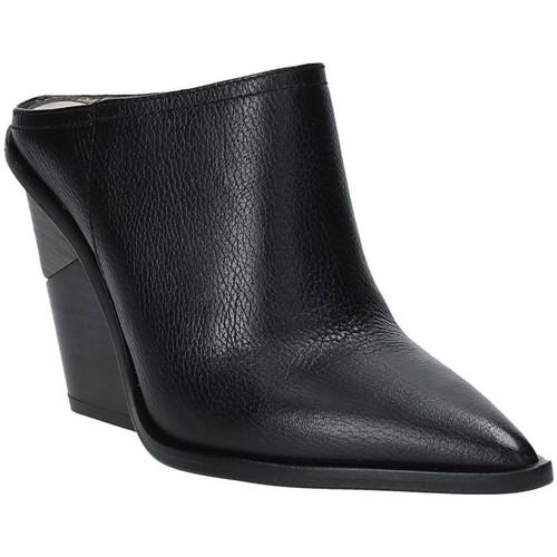 Boty Ženy Pantofle Studio Italia LOLITA Černá
