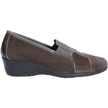 Boty Ženy Mokasíny Susimoda 8705 Hnědý