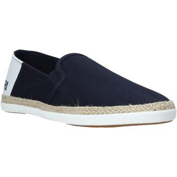 Boty Muži Street boty Pepe jeans PMS10282 Modrý