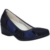Boty Ženy Baleríny  Melluso R30532 Modrý