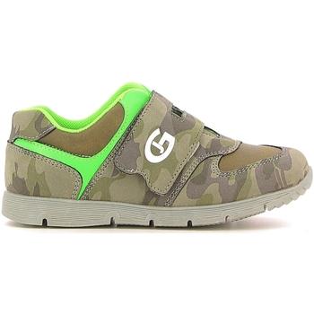 Boty Děti Nízké tenisky Grunland PP0157 Zelený