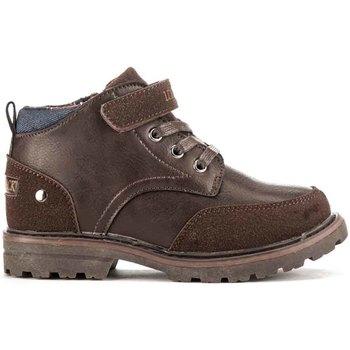 Boty Děti Kotníkové boty Lumberjack SB36801 001 M64 Hnědý