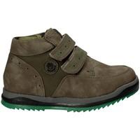 Boty Děti Kotníkové boty Lumberjack SB32901 002 M99 Zelený