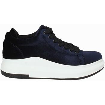 Boty Ženy Nízké tenisky Exé Shoes F17006688206 Modrý
