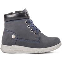 Boty Děti Kotníkové boty Lumberjack SB29501 001 D01 Modrý