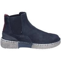 Boty Děti Kotníkové boty Grunland PO1398 Modrý