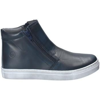 Boty Chlapecké Kotníkové boty Melania ME6632F8I.B Modrý