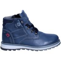 Boty Chlapecké Kotníkové boty Melania ME6029F8I.B Modrý