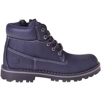 Boty Děti Kotníkové boty Melania ME2629D8I.B Modrý