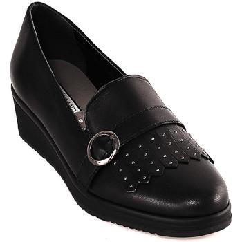 Boty Ženy Mokasíny Grunland SC3141 Černá