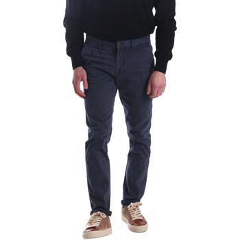 Textil Muži Mrkváče Automatic PAU22172 Modrý