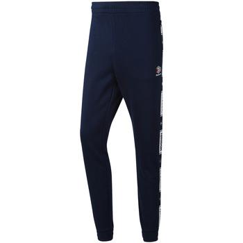 Textil Muži Teplákové kalhoty Reebok Sport DT8141 Modrý