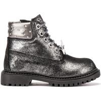 Boty Děti Kotníkové boty Lumberjack SG00101 013 A11 Černá