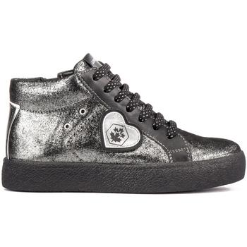 Boty Dívčí Kotníkové boty Lumberjack SG47703 001 P34 Černá