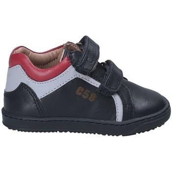 Boty Chlapecké Kotníkové boty Chicco 01058517 Modrý