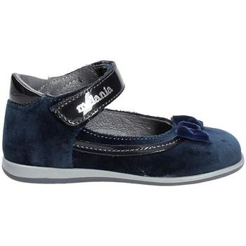 Boty Dívčí Baleríny  Melania ME0120A7I.A Modrý