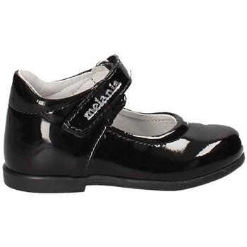 Boty Dívčí Baleríny  Melania ME1401B8I.A Černá