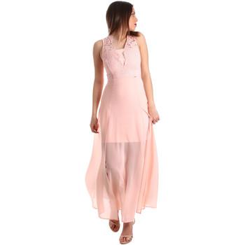 Textil Ženy Společenské šaty Gaudi 911FD15004 Růžový