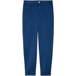 Textil Ženy Mrkváče NeroGiardini E060100D Modrý