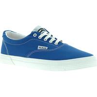 Boty Muži Nízké tenisky Gas GAM810161 Modrý