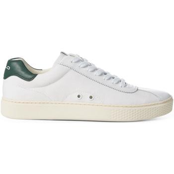 Boty Muži Nízké tenisky Polo Sport 809735368002 Bílý