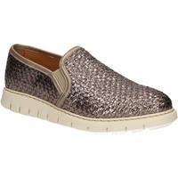 Boty Ženy Street boty Maritan G 160760 Stříbrný