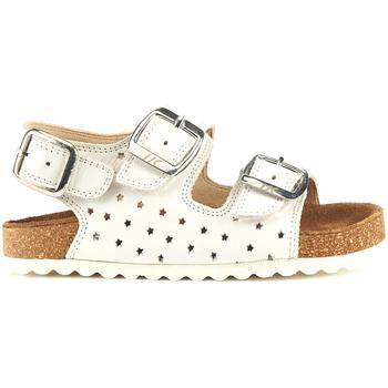 Boty Děti Sandály Lumberjack SG55606 001 B08 Bílý