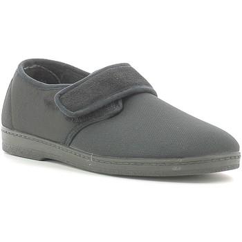 Boty Muži Papuče Susimoda 5605 Černá