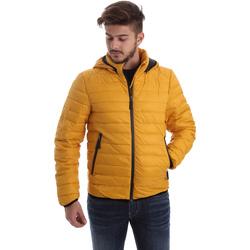 Textil Muži Prošívané bundy Byblos Blu 669501 Žlutá