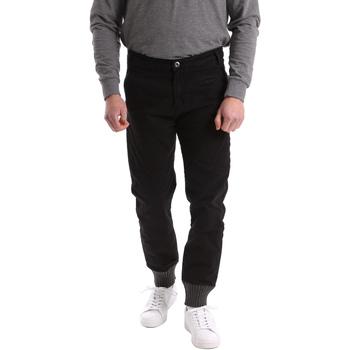 Textil Muži Mrkváče Gaudi 62BU20001 Černá