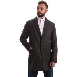 Textil Muži Saka / Blejzry Gaudi 62FU30155 Šedá