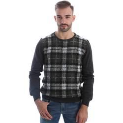 Textil Muži Svetry Gaudi 62FU50157 Šedá