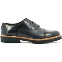 Boty Muži Šněrovací společenská obuv Rogers 854-16 Modrý