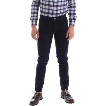 Textil Muži Kapsáčové kalhoty Sei3sei 02396 Modrý