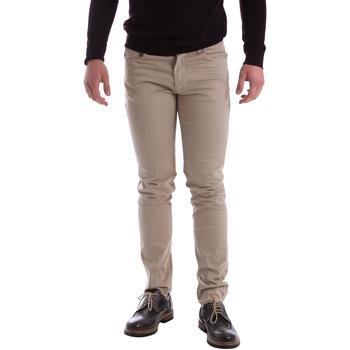 Textil Muži Kapsáčové kalhoty Sei3sei 02396 Béžový