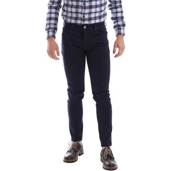 Textil Muži Kapsáčové kalhoty Sei3sei 02696 Modrý