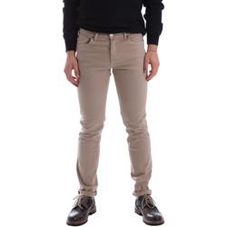 Textil Muži Kapsáčové kalhoty Sei3sei 02696 Béžový