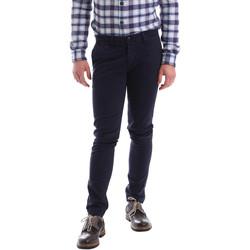 Textil Muži Mrkváče Sei3sei 02396 Modrý