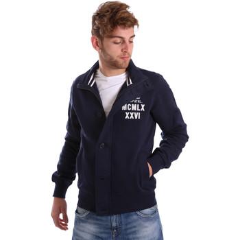 Textil Muži Bundy Key Up FGS7 0001 Modrý